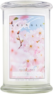 Kringle Candle Cherry Blossom dišeča sveča