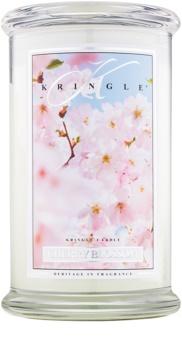 Kringle Candle Cherry Blossom ароматна свещ