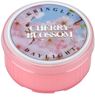 Kringle Candle Cherry Blossom tealight candle