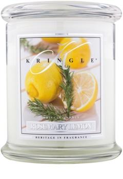 Kringle Candle Rosemary Lemon bougie parfumée