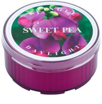 Kringle Candle Sweet Pea vela de té 35 g