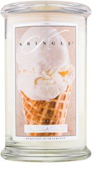 Kringle Candle Vanilla Cone bougie parfumée