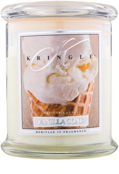 Kringle Candle Vanilla Cone mirisna svijeća