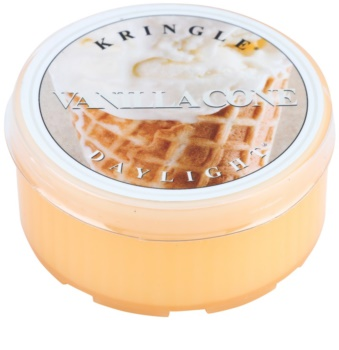 Kringle Candle Vanilla Cone duft-teelicht