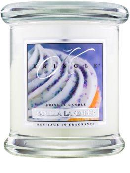 Kringle Candle Vanilla Lavender lumânare parfumată