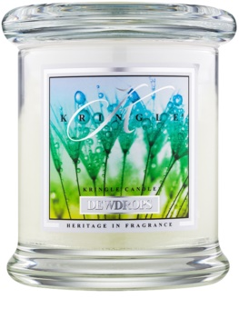Kringle Candle Dewdrops scented candle