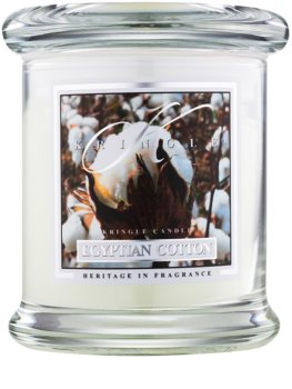Kringle Candle Egyptian Cotton scented candle