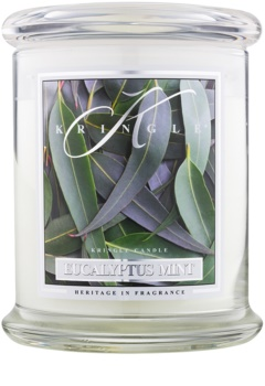 Kringle Candle Eucalyptus Mint vela perfumada