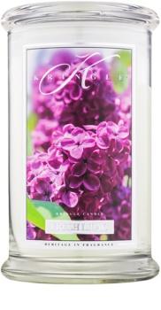 Kringle Candle Fresh Lilac vonná sviečka