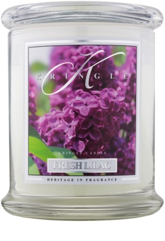 Kringle Candle Fresh Lilac świeczka zapachowa
