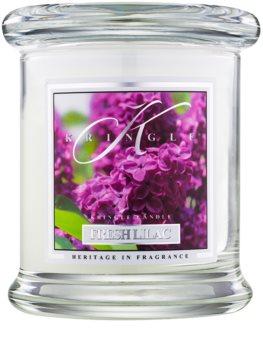 Kringle Candle Fresh Lilac bougie parfumée