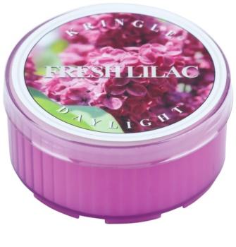 Kringle Candle Fresh Lilac čajová sviečka