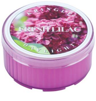 Kringle Candle Fresh Lilac vela de té