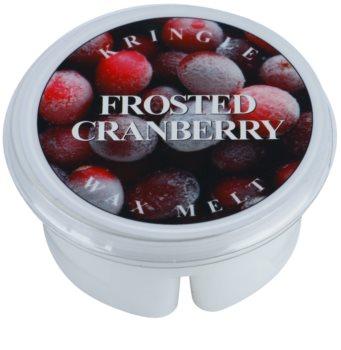 Kringle Candle Frosted Cranberry cera para lámparas aromáticas 35 g