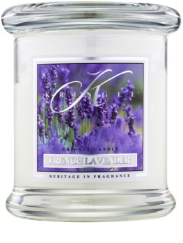 Kringle Candle French Lavender scented candle