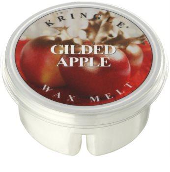 Kringle Candle Gilded Apple cera para lámparas aromáticas 35 g