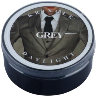 Kringle Candle Grey theelichtje