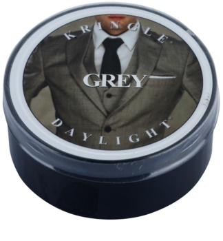 Kringle Candle Grey чаена свещ