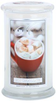 Kringle Candle Hot Chocolate bougie parfumée