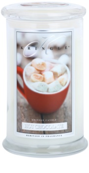 Kringle Candle Hot Chocolate scented candle