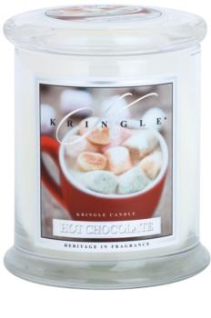 Kringle Candle Hot Chocolate lumânare parfumată