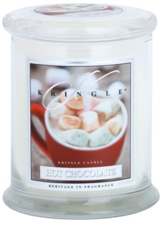 Kringle Candle Hot Chocolate vela perfumada