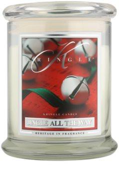 Kringle Candle Jingle All The Way vonná sviečka
