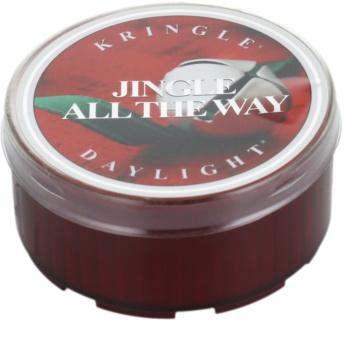 Kringle Candle Jingle All The Way čajová sviečka