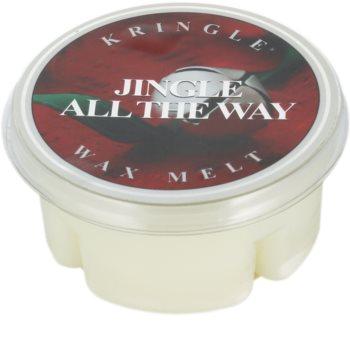 Kringle Candle Jingle All The Way cera para lámparas aromáticas 35 g