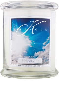 Kringle Candle Fresh Air vela perfumada