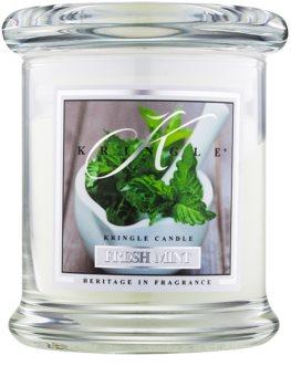 Kringle Candle Fresh Mint dišeča sveča