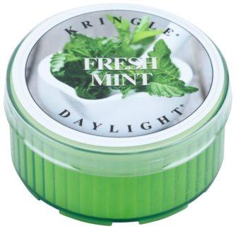 Kringle Candle Fresh Mint tealight candle