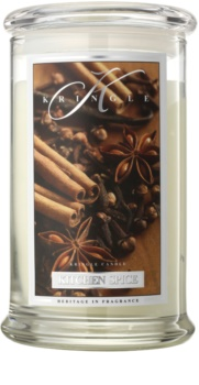 Kringle Candle Kitchen Spice scented candle