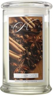 Kringle Candle Kitchen Spice vela perfumada