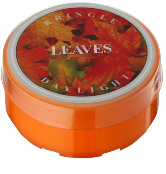 Kringle Candle Leaves vela do chá 35 g