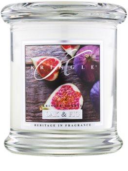 Kringle Candle Oak & Fig bougie parfumée