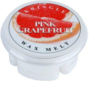 Kringle Candle Pink Grapefruit cera derretida aromatizante 35 g