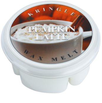 Kringle Candle Pumpkin Latte cera para lámparas aromáticas 35 g
