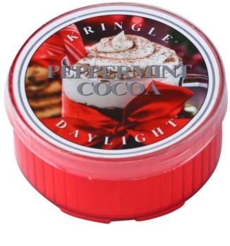 Kringle Candle Peppermint Cocoa vela de té 35 g