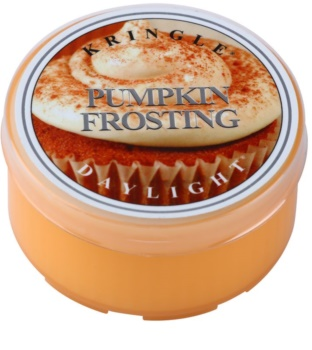 Kringle Candle Pumpkin Frosting vela de té 35 g