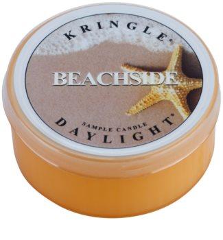 Kringle Candle Beachside tealight candle