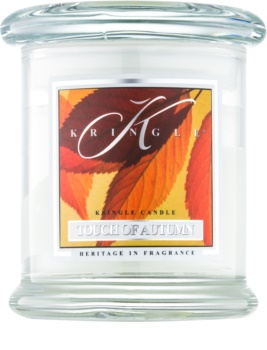 Kringle Candle Touch of Autumn scented candle