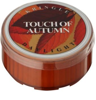 Kringle Candle Touch of Autumn čajová sviečka
