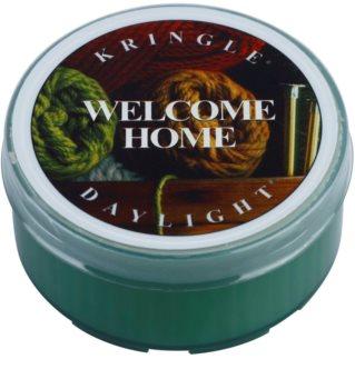 Kringle Candle Welcome Home vela do chá 35 g