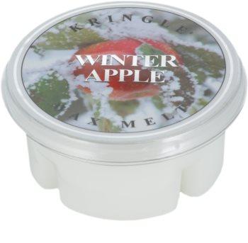 Kringle Candle Winter Apple cera para lámparas aromáticas 35 g