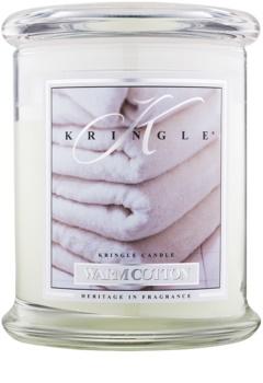 Kringle Candle Warm Cotton mirisna svijeća