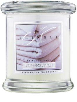 Kringle Candle Warm Cotton vonná sviečka