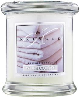 Kringle Candle Warm Cotton ароматна свещ