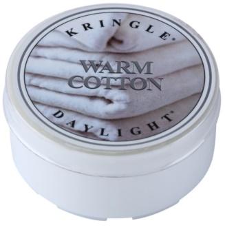 Kringle Candle Warm Cotton čajová svíčka