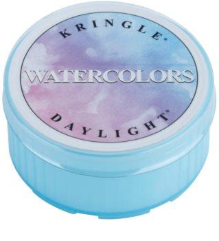 Kringle Candle Watercolors duft-teelicht